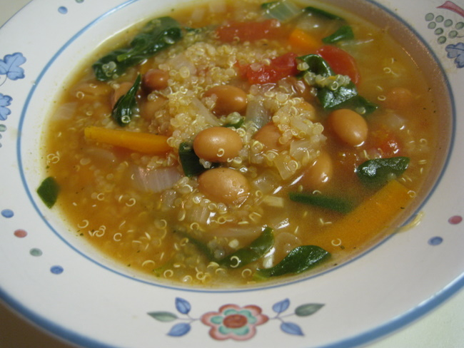 vegan soup