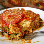 Cheezy Vegetable Lasagna