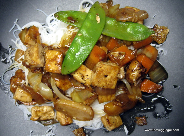 Tofu Stir Fry
