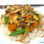 Chick'n Chow Mein