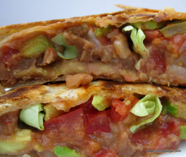 Vegan Crunch Wrap