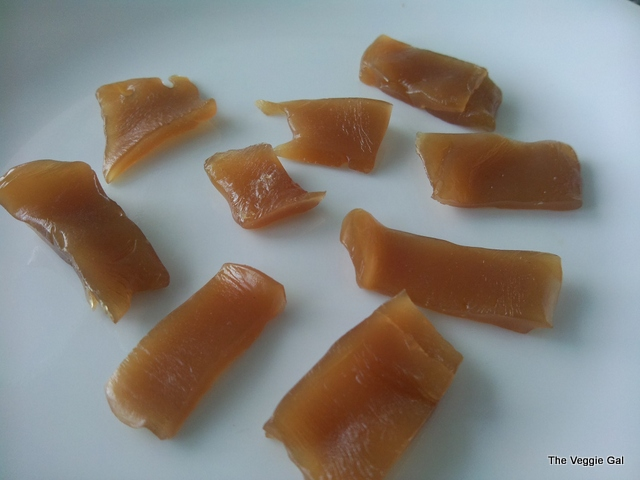 Soft & Chewy Vegan Caramels