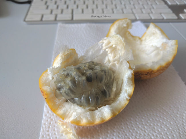 Passion Fruit in Costa Rica