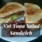 NOT Tuna Salad Sandwich