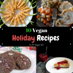 Top 10 Vegan Holiday Recipes by The Veggie Gal