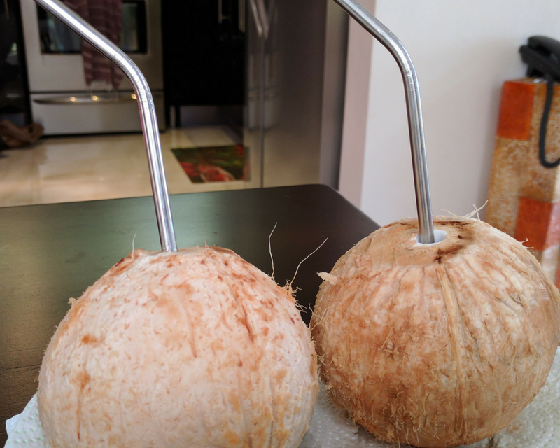 My 5 Day Coconut Water Fast for Improved Health