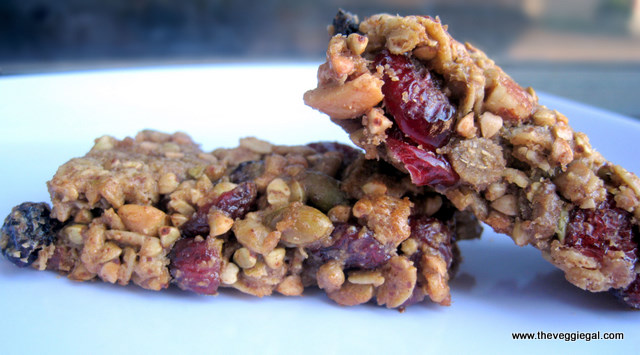 Granola Bar Goodness