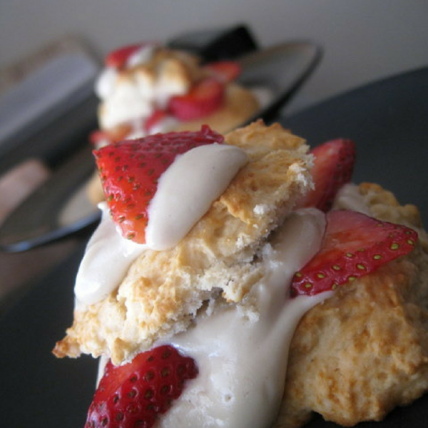 strawberry short biscuit