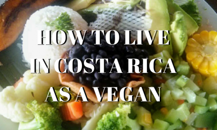 How to Live in Costa Rica as a Vegan