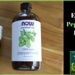 Easy Homemade Peppermint Breath Spray | All Natural